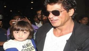 SRK issues strict guideline for paparazzi not to click child AbRam's photographs in school