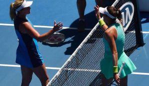 Australian Open: Unseeded Coco Vandeweghe defeats 7th seeded Garbine Muguruza to enter semis