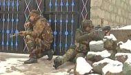 जम्मू-कश्मीर में हुई मुठभेड़ में सुरक्षाबलों के हाथों मारे गए तीन आतंकी