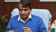 Railway Minister Suresh Prabhu directs DG RPF to investigate Vadodara incident