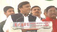 लखीमपुर रैली में बोले अखिलेश- 'हाथ से हैंडल ठीक होगा तो साइकिल कितनी तेज चलेगी'