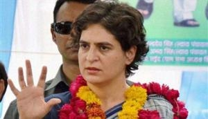 Priyanka Gandhi asks Congress workers to strengthen party, says, 'I can't do a miracle'