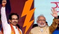 BJP पर फिर बिफरी शिवसेना- नोटबंदी को बताया भ्रष्टाचार, बैंक को मतवाला बंदर