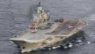 Russia angered over Britain's 'ship of shame' remark