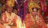 Transgender woman breaks stereotypes, ties knot with man in Bhubaneswar