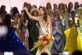 फ्रांस की इरिश मितेनाएरे के सिर सजा मिस यूनिवर्स 2017 का ताज
