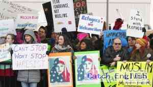 Trump's order barring refugees flies in the face of logic and humanity