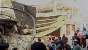 Delhi: 4-storey abandoned building collapses in Nabi Karim; no casualty reported