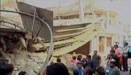 कानपुर में निर्माणाधीन इमारत गिरी, 5 की मौत और करीब 40 के दबे होने आशंका, बचाव जारी