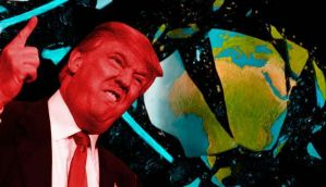 दुनिया को अशांति और असुरक्षा की आग में झोंक रहे हैं डोनाल्ड ट्रंप