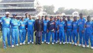 टी20 ब्लाइंड वर्ल्ड कपः टीम इंडिया ने दी इंग्लैंड को शिकस्त