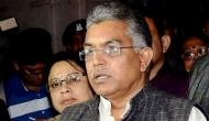 West Bengal BJP chief Dilip Ghosh questions arrest of party leader Suprabhat Batyabyal in kidnapping case