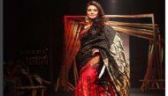 Lakme Fashion Week: प्रीति जिंटा ने ट्रेडिशनल लुक में बिखेरा रैंप पर जलवा