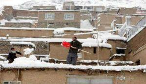 अफ़ग़ानिस्तान और पाकिस्तान में बर्फ़बारी का क़हर, 100 से ज़्यादा की मौत