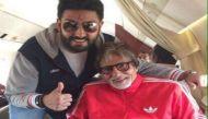 अभिषेक बच्चन के जन्मदिन पर अमिताभ ने लिखा भावुक कर देने वाला पोस्ट