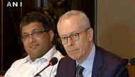 Jayalalithaa was conscious when admitted to hospital: Dr Richard Beale