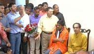 भाजपा के खिलाफ शिवसेना, उद्धव ठाकरे के निवास पर जाकर हार्दिक पटेल ने की मुलाकात