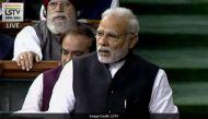 संसद में राहुल के बयान पर पीएम मोदी बोले, 'आखिरकार भूकंप आ ही गया'