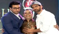 Hrithik Roshan, Ranbir Kapoor, Abhishek Bachchan come together for an award show