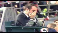 वीडियो: गुस्से में अंपायर की आंख में मार दी बाॅल!