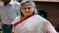 संसद में गूंजा 'पद्मावती' विवाद, जया बच्चन ने कहा सरकार उठाए कड़े कदम