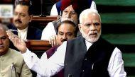 प्रधानमंंत्री संसद में बजट पर जवाब दे रहे थे या चुनावी जनसभा संबोधित कर रहे थे?
