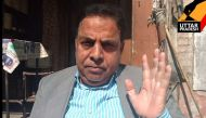 'Will vote for any party that can beat BJP': Aligarh lock maker Naseem Akhtar