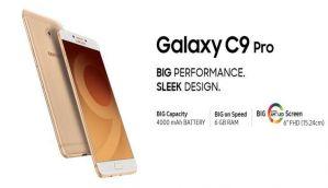 शानदार ऑफर के साथ भारत में प्री-ऑर्डर के लिए आ गया सैमसंग Galaxy C9 Pro