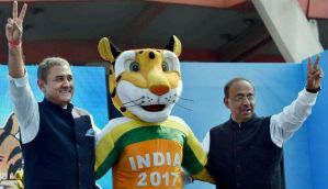 FIFA U-17: Official mascot 'Kheleo' unveiled at a ceremony today