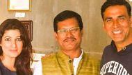 Reel 'Padman' Akshay Kumar meets the real 'Padman' Arunachalam Murugunathan