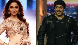 Tamannaah replaces Sonakshi Sinha in Salman Khan's Da-Bang tour
