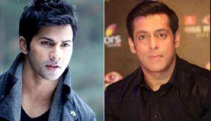 Salman Khan and Varun  Dhawan bagged Judwaa at 29!