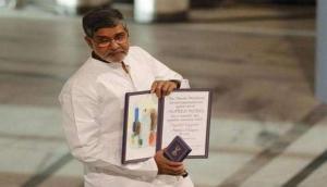 कैलाश सत्यार्थी के घर चोरी हुआ नोबल पुरस्कार व अन्य सामान बरामद, तीन चोर धरे गए