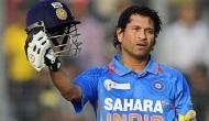 Sachin Tendulkar recalls 1998 Sharjah knocks against Aussies