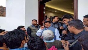 मुलायम के बाद अब शिवपाल का यू टर्न- 'कोई नई पार्टी नहीं बनाऊंगा'