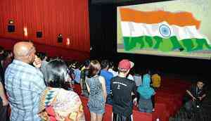 Dear SC, when does the national anthem stop deserving a standing audience?