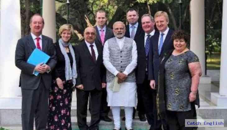 PM Narendra Modi urges Parliamentarians to continue raising voice against terrorism