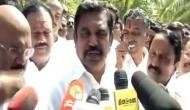 Centre, not Tamil Nadu government, can tackle escalating fuel prices: CM E. Palaniswami