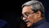 Manohar Parrikar says insulting question by TV anchor led to surgical strikes