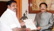 तमिलनाडु: पलानीस्वामी ने पन्नीरसेल्वम को पछाड़ा, 15 दिन में साबित करना होगा बहुमत