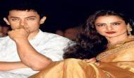 रेखा ने आमिर ख़ान के लिए लिखा ख़त, पढ़कर रो पड़े 'हानिकारक बापू'