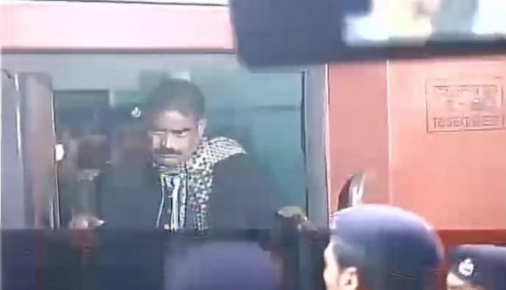 Shahabuddin brought to Delhi from Bihar's Siwan Jail