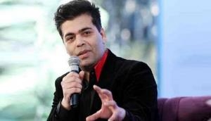 Karan Johar's epic reaction to his troll when he was addressed as 'favorite wife'