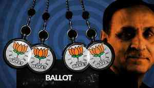 Going to polls without mascot Modi, Gujarat BJP banks on populist budget