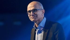 Microsoft CEO Satya Nadella launches India-focused apps during Future Decoded event