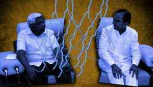 Fallen apart: KCR arrests one-time comrade Kodandaram for raking up old demands