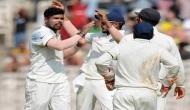 पुणे टेस्ट: भारतीय आक्रमण के आगे कंगारुओं ने टेके घुटने, पहले दिन ऑस्ट्रेलिया- 256/9
