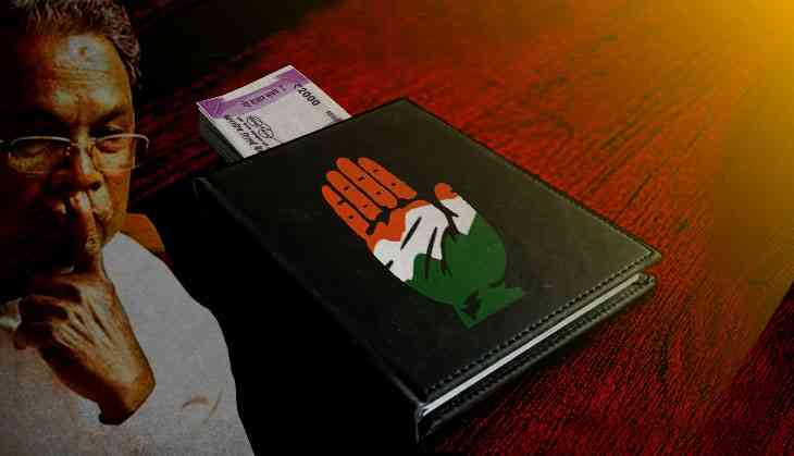 Karnataka: Does the 'Govindaraju diary' reveal pay-offs to Congress bigwigs?