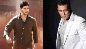 Clash of Superstars: Mahesh Babu to take on Salman Khan this Eid!