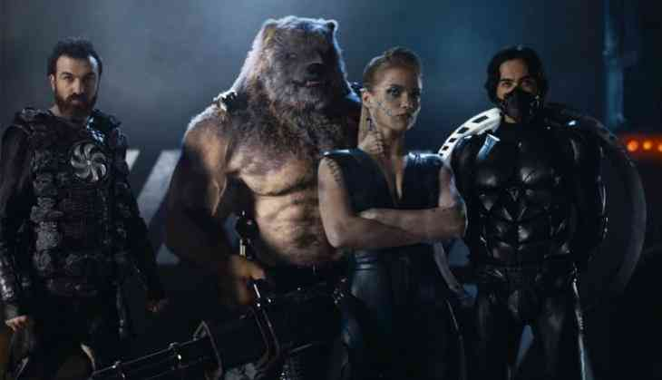 The Guardians Superheroes movie review: Not even a poor man's Avengers